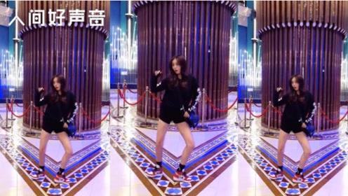 只要有音乐,处处是舞台,网友:国宝熊猫才是真正的舞林萌主