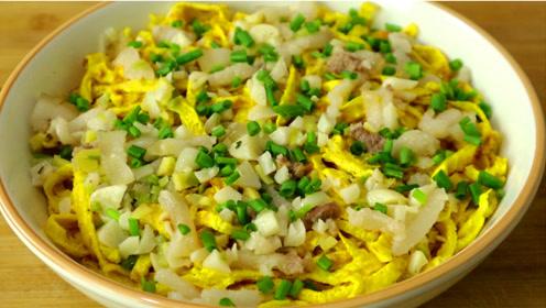 这道菜以前宴席才能吃上,味道鲜美特别好吃,上桌连汤汁都不剩