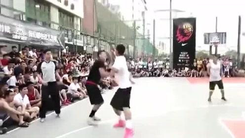 中国民间如此厉害的篮球高手,为什么进了CBA啥都不是