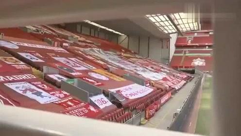 你永远不会独行利物浦官方发布视频我们是英超冠军