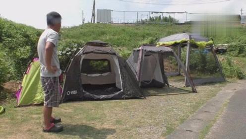 旅游帐篷,遮阳帐篷,聚会帐篷,到底有什么不同,一起来看看