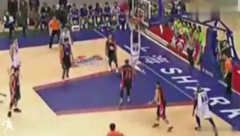 中国男篮最可惜的球员,徐咏精彩集锦回顾