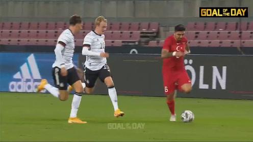 足球友谊赛直播回看:德国3-3土耳其 精彩集锦