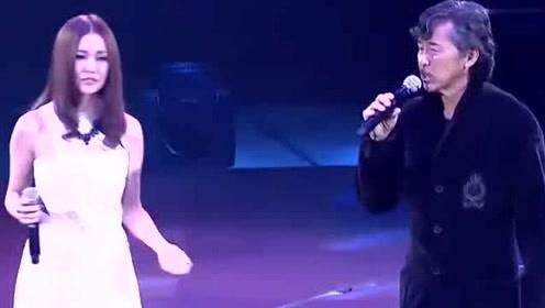 林子祥、谢安琪重现经典《天龙八部》主题曲,原唱听了都鼓掌不停