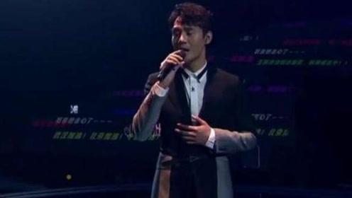 王凯演唱武汉民谣,逐渐变得哽咽打动人心,最后的沙画风景太美!