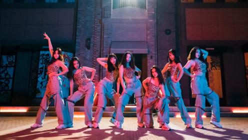 火辣爵士舞《savage》有的女孩子一到晚上就这么狂野?