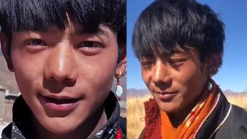 又純又野!藏族男孩丁真火了,面對鏡頭很青澀:我不知道我紅了,不想當明星