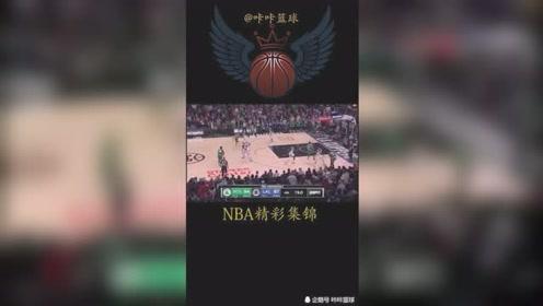 NBA精彩进攻集锦