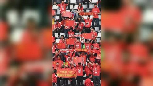 韩媒又要生气了!球迷赛前集体为中国女足加油,助威声响彻球场