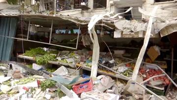 探访湖北十堰燃气爆炸事故核心现场:地板完全坍塌