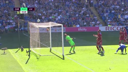 【配音集锦】利物浦2-0胜升至榜首 维纳尔杜姆破门米尔纳点射