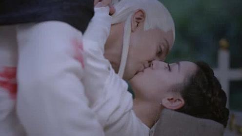 《 三生三世枕上書》以為是做夢!鳳九大膽吻上東華