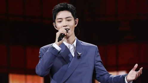 """All Star Night: XiaoZhan """"The Luckiest Lucky"""""""