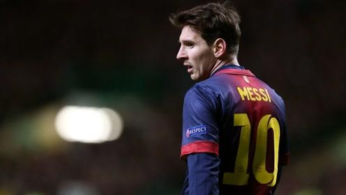 33岁的梅西依旧风华绝代 回顾梅西欧冠经典进球
