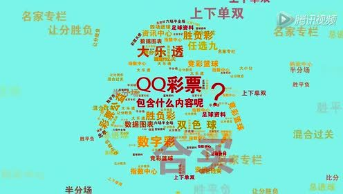 QQ彩票信息可视化-snail