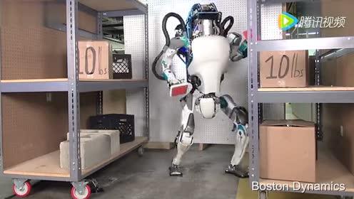 视频: 要逆天了!下一代Atlas机器人最新视频--博乐机器人表演[www.boole-tech.com]