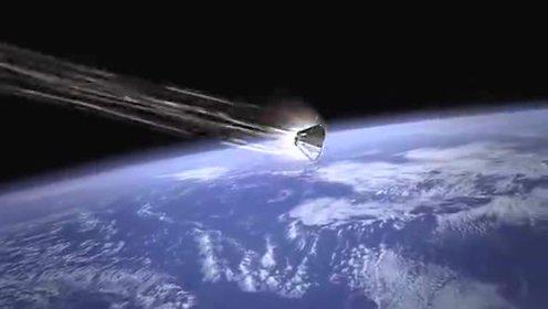 美国国家航空航天局的视频 动画模拟orion 太空飞船和发射系统