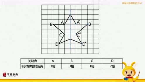 小学数学 轴对称图形_轴对称flash动画情境学习