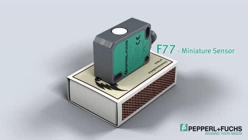倍加福F77微型超声波传感器
