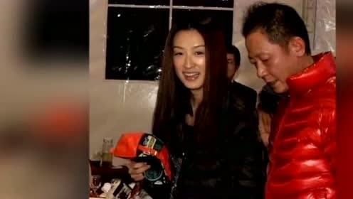 王志文娇妻被曝光 万万没想到竟然是她