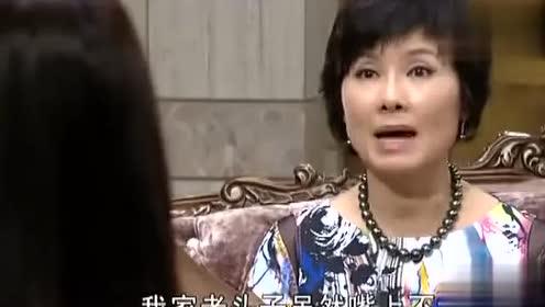 《新妓生传》丝兰告诉婆婆,她要重新回芙蓉阁,婆婆惊恐不已