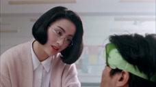 被美女老师看出星爷在装病,星爷尴尬了!