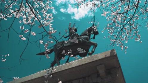 仙台古城遗址,天朗气清的日子里,感受来自太平洋风的惬意
