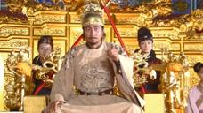 朱元璋出一上联:老子天下第一,无知大臣对出下联被当场打死