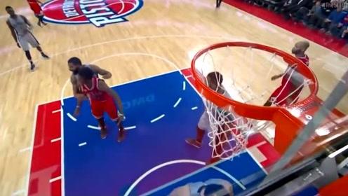 NBA轻松时刻:球场上发生的尴尬事件!