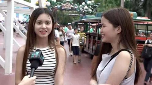 越南美女首次来中国游玩:没想到上海这个模样,比河内还发达