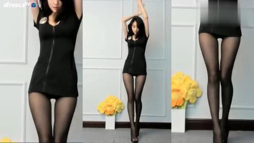 afreecatv韩国女主播徐雅舞蹈剪辑10.27