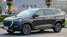 捷途X95带你提前来看L4级智能驾驶,这款SUV不一般