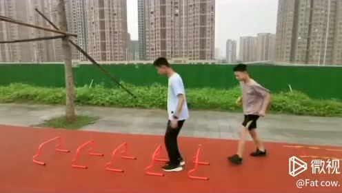 郑州市火聚体育日常训练