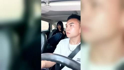 美女乘客太奇葩了,吓得我当时气都不敢喘。