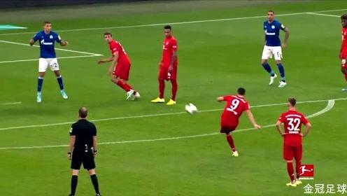 都是神仙球!拜仁19-20赛季德甲十佳球,全程高能!