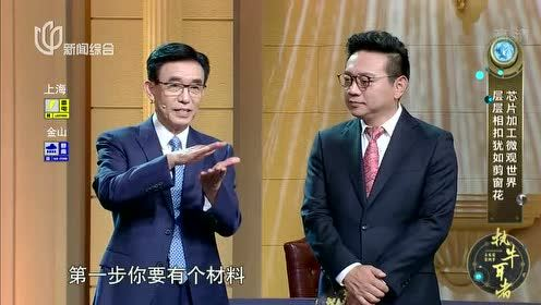 中国半导体行业执牛耳者-中微半导体