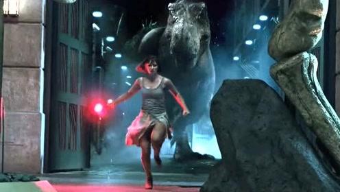 《侏罗纪世界》4K超高清60帧视频剪辑欣赏