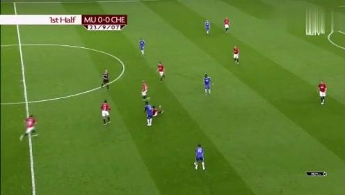 英超红蓝经典对决,2007年曼联vs切尔西