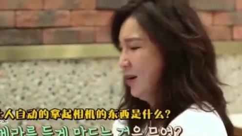 韩综:中国美食一上桌,韩国明星立马炸锅,真没见过世面!