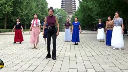紫竹院广场舞,小红老师教学视频和精彩演示!
