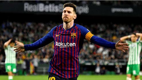 西甲主席:希望梅西能在巴萨退役,西甲品牌高于球员和俱乐部