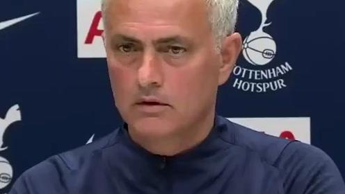 英超揭幕,穆里尼奥说,我想让他们赢的每一场比赛为目标