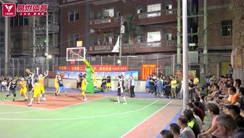 宝业地产杯2020年陈埭镇海尾村常青篮球邀请赛9-16每日精彩集锦