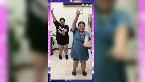 谁说胖人跳舞不好看?这段视频让我明白什么叫耐看!