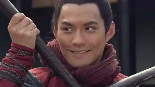 水浒传:卢俊义不愧被称武力第一,与燕青比试