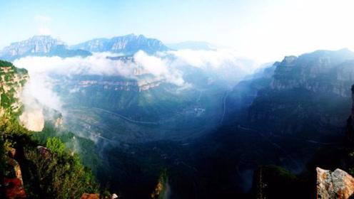山西旅游一定要去的景点之一,太行山大峡谷,你去过吗?