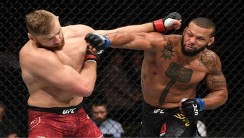 """""""野性的碰撞"""" UFC布拉乔维奇精彩KO集锦,玩的就是心跳!"""