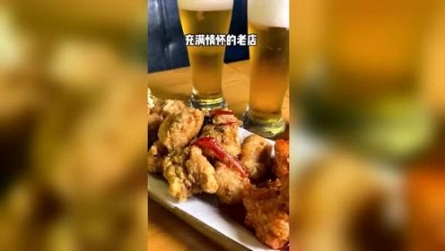 美食探店 沈阳最早的韩式炸鸡店开了好多年