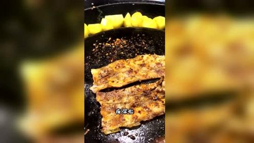 神仙盘盘烤,刨冰配烤肉,爷青结~