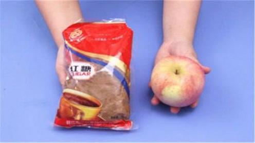 苹果和红糖一起泡,解决了男女40年的愁心事,知道的人不多,看看